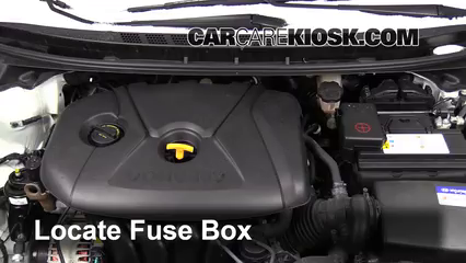 2013 hyundai elantra coupe gs 1 8l 4 cyl  coupe (2 door) fuse
