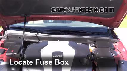 replace a fuse 2009 2014 hyundai genesis 2013 hyundai genesis 3 8 2013 cadillac xts fuse box locate engine fuse box and remove cover