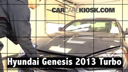 2013 Hyundai Genesis Coupe 2.0T Premium 2.0L 4 Cyl. Turbo Review