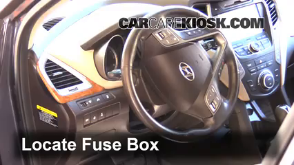 Fuse Interior Part 1 interior fuse box location 2013 2016 hyundai santa fe 2013 2013 hyundai santa fe fuse box diagram at creativeand.co
