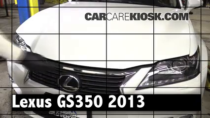 2013 Lexus GS350 3.5L V6 Review