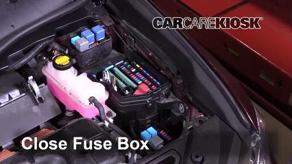 Replace a Fuse: 2010-2015 Lexus RX450h - 2010 Lexus RX450h 3.5L V6CarCareKiosk
