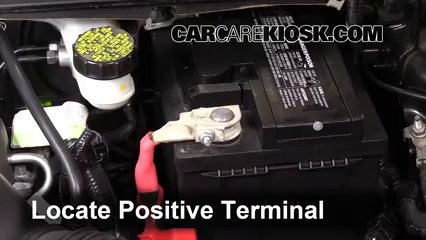 How To Jumpstart A 2013 2017 Lincoln Mkz 2013 Lincoln Mkz 2 0l 4