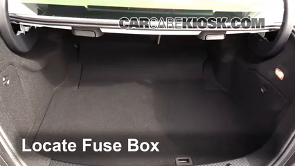 Interior Fuse Box Location: 2008-2015 Mercedes-Benz C250