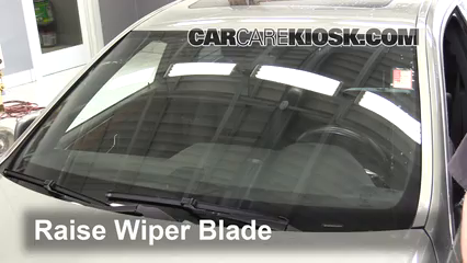 2013 Mercedes-Benz E350 4Matic 3.5L V6 Sedan Windshield Wiper Blade (Front) Replace Wiper Blades