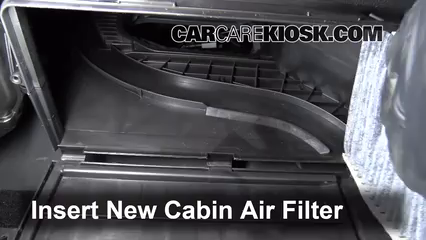 Cabin Filter Replacement Mini Cooper Countryman 2011 2016 2013