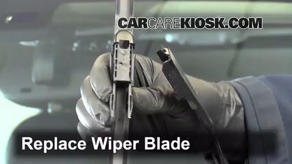 Front Wiper Blade Change Mini Cooper Countryman 2011 2016 2013