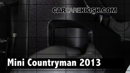 2013 Mini Cooper Countryman S ALL4 1.6L 4 Cyl. Turbo Review