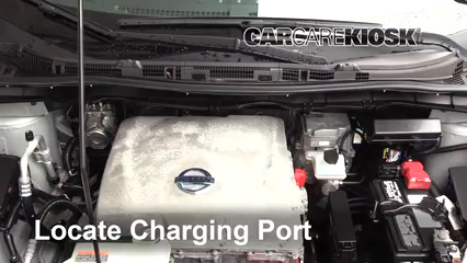 2013 Nissan Leaf SL Electric Air Conditioner