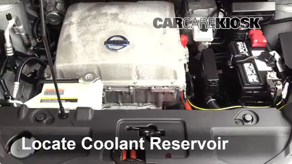 2013 Nissan Leaf SL Electric Coolant (Antifreeze)