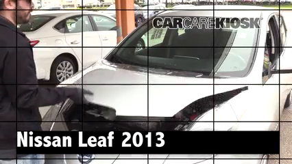 2013 Nissan Leaf SL Electric Review