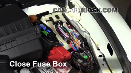 2013 Nissan Maxima SV 3.5L V6%2FFuse Engine Part 2 replace a fuse 2009 2014 nissan maxima 2013 nissan maxima sv 04 Nissan Maxima Fuse Box Diagram at nearapp.co