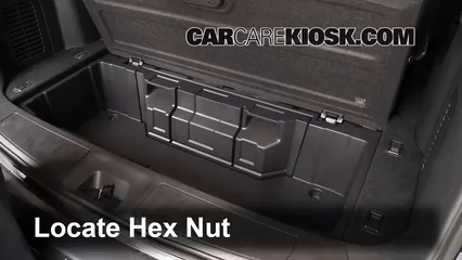 how to change oil on 2015 nissan pathfinder