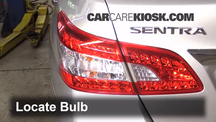 Blown Fuse Check 2013-2019 Nissan Sentra - 2013 Nissan