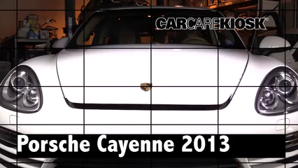 2013 Porsche Cayenne 3.6L V6 Review