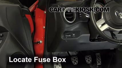 Fuse Interior Part 1 interior fuse box location 2013 2016 scion fr s 2013 scion fr s 2013 frs fuse box diagram at gsmx.co