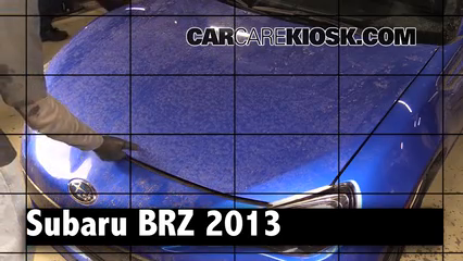 2013 Subaru BRZ Limited 2.0L 4 Cyl. Review