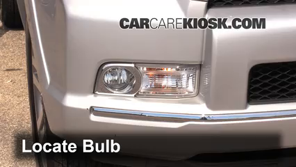 Interior Fuse Box Location: 2010-2019 Toyota 4Runner - 2013