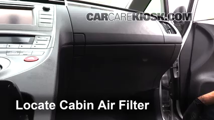 2013 Toyota Prius Plug-In 1.8L 4 Cyl. Air Filter (Cabin)