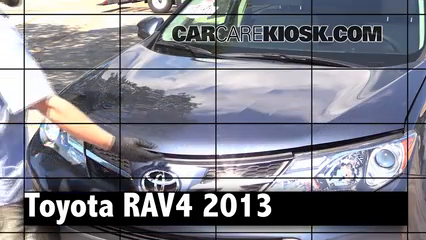 2013 Toyota RAV4 Limited 2.5L 4 Cyl. Review