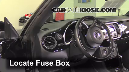 Fuse Interior Part 1 interior fuse box location 2012 2016 volkswagen beetle 2013 2002 beetle fuse box at gsmx.co