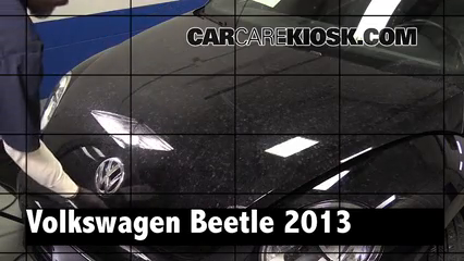 2013 Volkswagen Beetle 2.5L 5 Cyl. Convertible (2 Door) Review