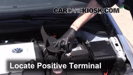 volkswagen jetta 2013 battery