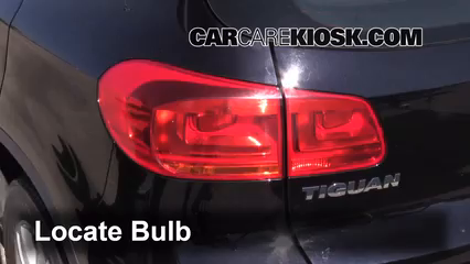 2013 Volkswagen Tiguan S 2.0L 4 Cyl. Turbo Luces