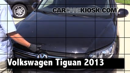 2013 Volkswagen Tiguan S 2.0L 4 Cyl. Turbo Review
