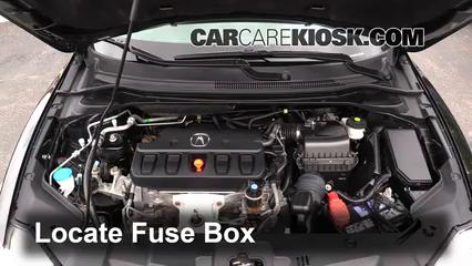 2013 Acura ILX 2.0L 4 Cyl. Fusible (moteur)