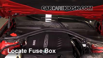2013 BMW 335i xDrive 3.0L 6 Cyl. Turbo Sedan Fusible (moteur)