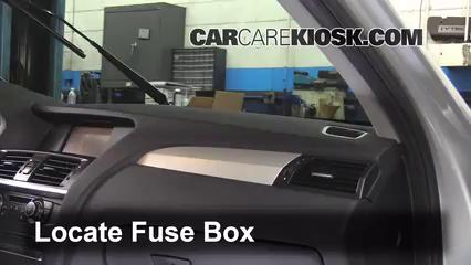 2013 BMW X3 xDrive28i 2.0L 4 Cyl. Turbo Fuse (Interior)