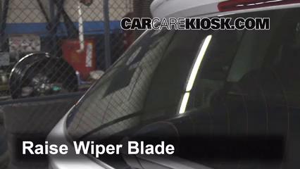 2013 BMW X3 xDrive28i 2.0L 4 Cyl. Turbo Windshield Wiper Blade (Rear)
