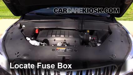 2013 Buick Enclave 3.6L V6 Fuse (Engine)