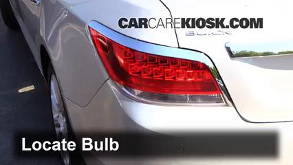 2013 Buick LaCrosse 3.6L V6 FlexFuel Lights