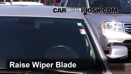 2013 Buick LaCrosse 3.6L V6 FlexFuel Windshield Wiper Blade (Front)