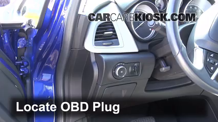 2013 Buick Verano 2.4L 4 Cyl. FlexFuel Compruebe la luz del motor