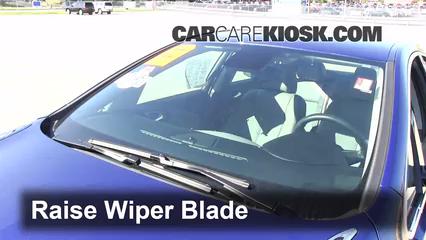 2013 Buick Verano 2.4L 4 Cyl. FlexFuel Escobillas de limpiaparabrisas delantero