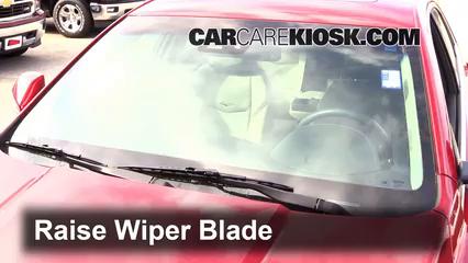 2013 Cadillac ATS Performance 3.6L V6 FlexFuel Windshield Wiper Blade (Front)