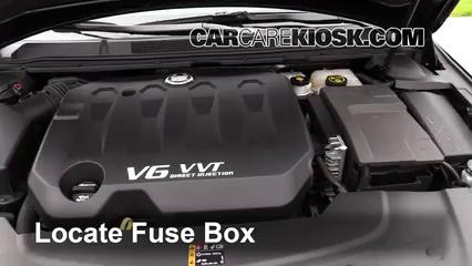 2013 Cadillac XTS 3.6L V6 Fusible (motor)
