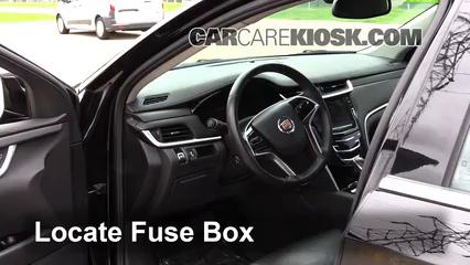2013 Cadillac XTS 3.6L V6 Fusible (interior) Control