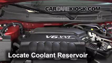 2013 Chevrolet Impala LT 3.6L V6 FlexFuel Antigel (Liquide de Refroidissement)