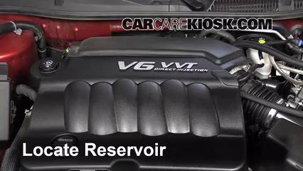 2013 Chevrolet Impala LT 3.6L V6 FlexFuel Liquide essuie-glace