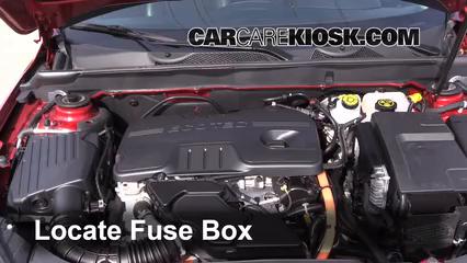 2013 Chevrolet Malibu Eco 2.4L 4 Cyl. Fuse (Engine)
