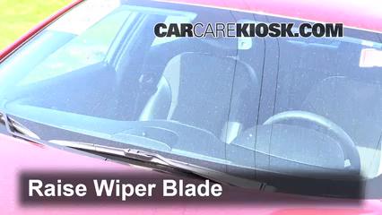 2013 Chevrolet Malibu Eco 2.4L 4 Cyl. Windshield Wiper Blade (Front)