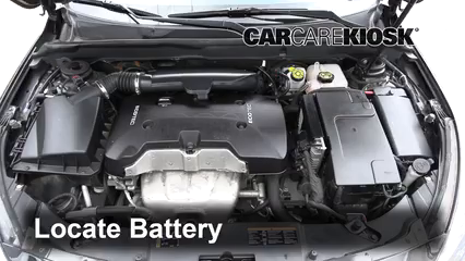 2013 Chevrolet Malibu LTZ 2.5L 4 Cyl. Battery