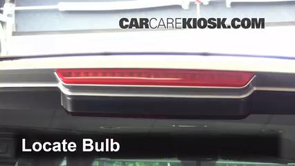 2013 Chevrolet Tahoe LT 5.3L V8 FlexFuel Lights Center Brake Light (replace bulb)