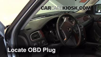 2013 Chevrolet Tahoe LT 5.3L V8 FlexFuel Check Engine Light