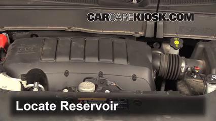 2013 Chevrolet Traverse LS 3.6L V6 Windshield Washer Fluid