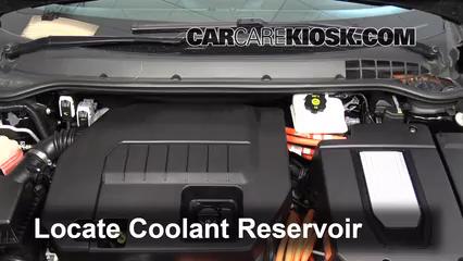 2013 Chevrolet Volt 1.4L 4 Cyl. Antigel (Liquide de Refroidissement)